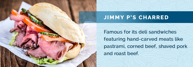 Jimmy P Best lunch spots in naples fl
