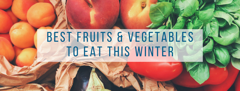 winter fruits and vegetables image